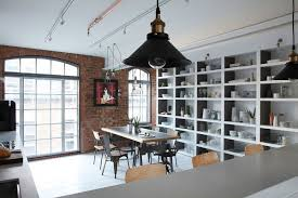 Sophisticated Industrialism Revealed In A London Apartment - Industrial apartment