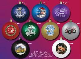 Bobcats Logo  Glass Ball Fundraising Christmas OrnamentsChristmas Ornament Fundraiser
