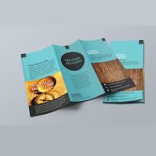 brochure brochure trifold brochures