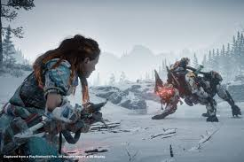 horizon zero dawn file size is the frozen wilds a good enough reason to return to horizon zero