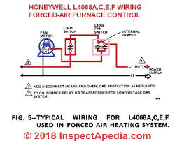 honeywell fan control wiring diagram wiring diagrams best how to install wire the fan limit controls on furnaces honeywell fan control center wiring diagram honeywell fan control wiring diagram
