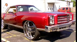 Chevy Monte Carlo on 24