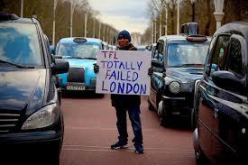 London S Uber Ban Shows How Driverless Cars Will Cut Jobs