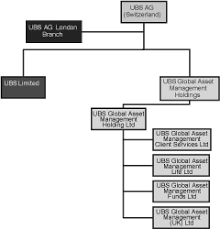 Ubs Organizational Chart House Of Commons Banking Standards Written Evidence From