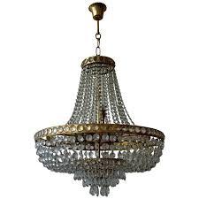 crystal basket chandelier crystal basket chandelier for jessica 3 light crystal basket flush mount chandelier