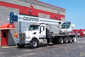 New Manitex 50155shl Crane For Sale In Milwaukee Wisconsin