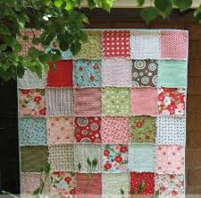 15 Jaw-Dropping Layer Cake Quilt Patterns | FaveQuilts.com & One of the best parts about quilting with layer cakes is that you can make  a simple quilt in no time at all. Perfect for baby quilt patterns or rag  quilts, ... Adamdwight.com