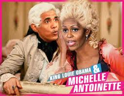Image result for obama let them eat cake