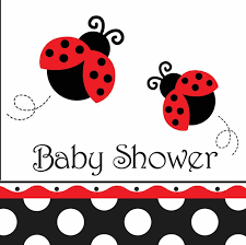 Ladybug Baby Shower Invitations Free  Free Invitations IdeasFree Printable Ladybug Baby Shower Invitations