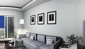 image of diy living room decor frames