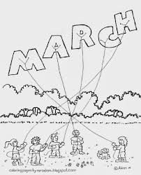 Small Picture Coloring Pages For March Miakenasnet