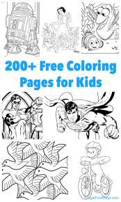 Coloring Pages Extraordinary Free Downloadable Coloring Pages For