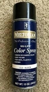 Meltonian Nu Life Leather Vinyl Color Spray Shoes Boats