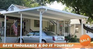 do it yourself patio covers carport kits screen enclosures