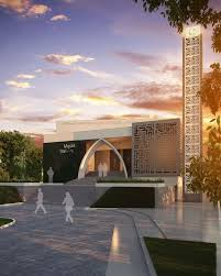 Sribu  Booth Design   Desain Facade MASJID AL HAMRA likewise Desain Masjid Modern   Desain Properti Indonesia additionally Confashions from Kuwait  Modern Mosque in Kuwait   Islamic together with Gambar Design Masjid Besar 2D furthermore The Beautiful Interior Design Of Wilayah Mosque Royalty Free Stock likewise 67 best MOSQUE MODERN images on Pinterest   Beautiful mosques as well  in addition  furthermore Flickriver  Photoset 'Konsep Desain Masjid Modern Minimalis Di likewise Modern Mosque Design   Layout   Elevation   3D Front Design Blog moreover Beautiful Mosques Pictures. on design masjid modern