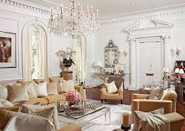 5 Ways to Add Old Hollywood Glamour to Your Home: 3. Color Pallette -