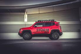 STORM-14, 2016 Jeep Renegade Trailhawk | Showcase | Storm Jeeps