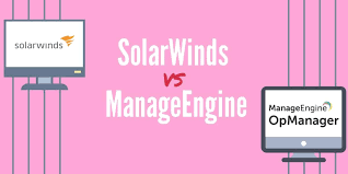 Solarwinds Vs Manageengine Which Is Better For Network