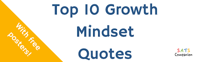 Growth Mindset Quotes Mesmerizing Top 48 Quotes For Growth Mindset Satscompanion