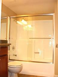 frameless bathtub door bathtub with glass doors bathtub doors trackless trackless shower doors how to install