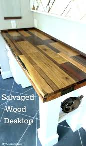 how to build a wood table top wood desk round reclaimed table top how to build