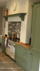 Edwardian Kitchen Real Kitchens Cookhouse