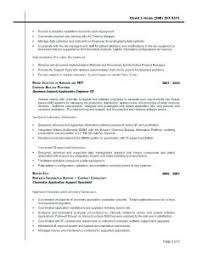 Analytical Chemist Resume Example Of Qc Chemist Resume Unique Gallery Analytical Chemist