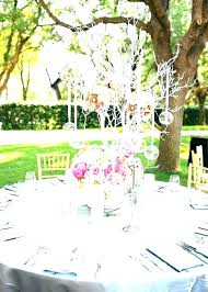 rustic wedding centerpieces for round tables simple fall table to make yourself t