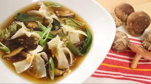 Campbell Kitchen Recipe Mushroom Wonton Soup Recipe W Campbells Hot Thai Kitchen