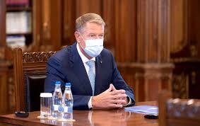 """Klaus Iohannis a început consultările pe tema proiectului """"România Educată"""""""