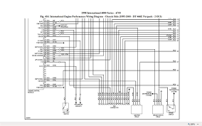 International T444e Engine Diagram | Wiring Library