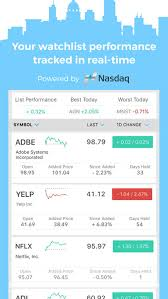 Real Time Stock Quotes Unique SparkFin RealTime Stock Quotes Alerts By Spark Finance Inc