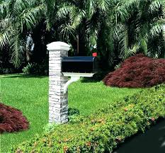 Double mailbox post plans One Post Mail Box Post Design Mailbox Landscape Designs Stone Mailbox Post Eye Level Gray Cast Stone Mailbox Post Design Faux Stone Double Mailbox Post Designs Cosminpopanco Mail Box Post Design Mailbox Landscape Designs Stone Mailbox Post