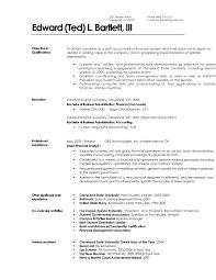 4 Skills Based Resume Sample Janitor Sam Sevte