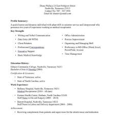 Medical Assistant Resume Examples Gorgeous Medical Assistant Resume Samples Template Examples Cv Cover Job For