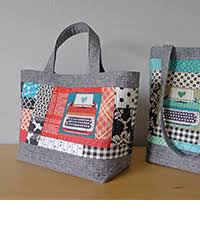 Perfect Quilted Totes Workshop at SewDown: Philadelphia | The ... & In this class, students will learn a simple and fun quilt-as-you-go  technique that combines scrappy patchwork with utility fabrics to create  sturdy panels ... Adamdwight.com