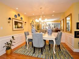 Dining Room  Lovable Accent Wall Designs For Casual Dining Room - Casual dining room ideas