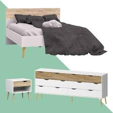 Modern & Contemporary White Lacquer Bedroom Sets | AllModern