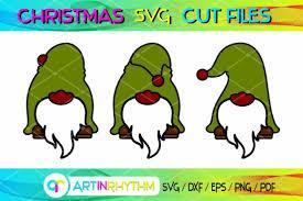 Scandinavian gnomes svg, gnome clipart, tomte. 0 Gnome Cut Files Designs Graphics