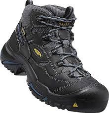 Keen Width Chart Keen Utility Mens Braddock Mid Soft Toe Waterproof Work Boot