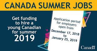 Canada Summer Jobs Program Is Now Open Burnaby Board Of Trade