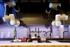 Chef Kitchen Robot Chef Coming To A Kitchen Near You In 2017 Pbs Newshour
