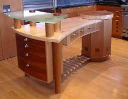 wood office furniture modern