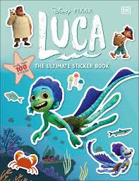 Disney Pixar Luca Ultimate Sticker Book : DK: Amazon.de: Bücher