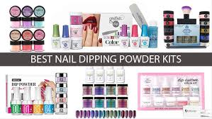Opi Dip Powder Color Chart 11 Best Nail Dipping Powder Kits Your Easy Buying Guide