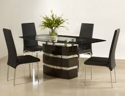 exceptional wood and glass dining table at entranching modern dining table sets tables and chairs unique with