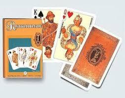 1141 Игральные карты. <b>Династия Романовых</b> (Romanov) 55 листов