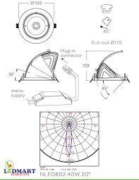 Đèn led âm trần xoay góc 360 độ 7w LM360-7|Đèn led âm trần xoay 360 độ  LEDMART - Đèn led chính hãng