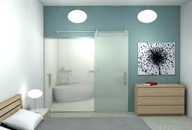 bathroom doors glass glass bathroom doors black frame bathroom sliding glass doors with frosted glass
