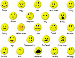 Lego Feelings Chart A Better Way To Teach Kids About Emotions Gozen